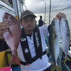 9月 7日(土) 午前・午後・タテ釣りの写真その3