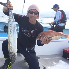9月 7日(土) 午前・午後・タテ釣りの写真その4
