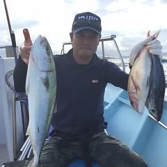 9月 7日(土) 午前・午後・タテ釣りの写真その6