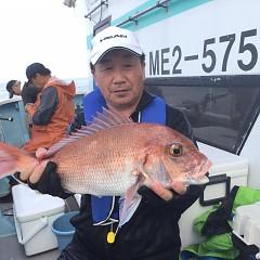 9月 17日(火) 午前・タテ釣り 午後・ウタセ真鯛の写真その3