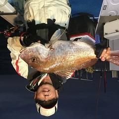 9月 17日(火) 午前・タテ釣り 午後・ウタセ真鯛の写真その4