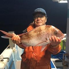 9月 17日(火) 午前・タテ釣り 午後・ウタセ真鯛の写真その5