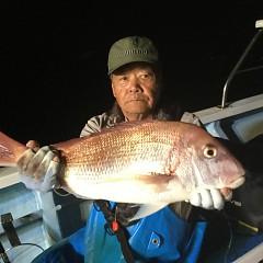9月 17日(火) 午前・タテ釣り 午後・ウタセ真鯛の写真その6