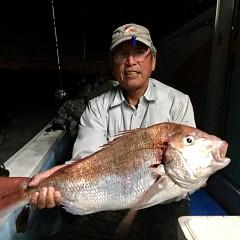 9月 19日(木) 午前・タテ釣り 午後・ウタセ真鯛の写真その3