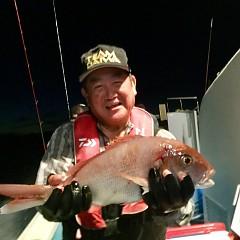 9月 19日(木) 午前・タテ釣り 午後・ウタセ真鯛の写真その5