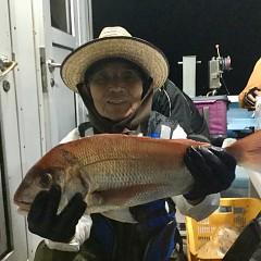 9月 19日(木) 午前・タテ釣り 午後・ウタセ真鯛の写真その6
