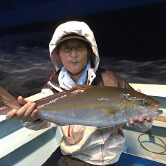 9月21日(土)午後便・ウタセマダイ釣りの写真その2