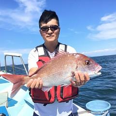 9月25日(水)午後便・ウタセマダイ釣りの写真その1