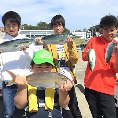 9月 29日(日) 午前便・タテ釣りの写真その1