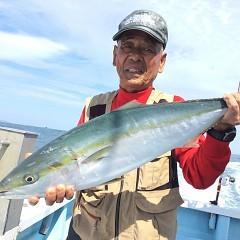 9月 29日(日) 午前便・タテ釣りの写真その2