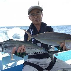 9月 29日(日) 午前便・タテ釣りの写真その3