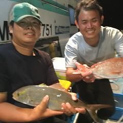 9月 29日(日) 午後便・ウタセ真鯛の写真その8