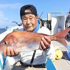 9月 30日(月) 午後便・ウタセ真鯛の写真その1