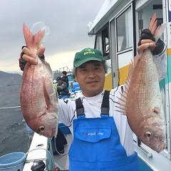 10月 8日(火) 午後便・ウタセ真鯛の写真その1