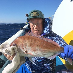 10月 22日(火) 午後便・ウタセ真鯛の写真その1