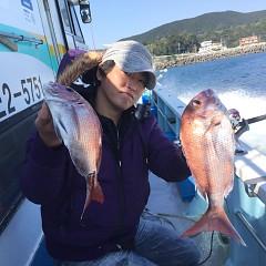 10月 30日(水)午前・ 午後便・ウタセ真鯛の写真その3