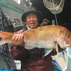 10月 31日(木)午後・ウタセ真鯛の写真その1