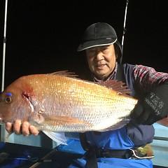 10月 31日(木)午後・ウタセ真鯛の写真その2