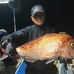 10月 31日(木)午後・ウタセ真鯛の写真その3