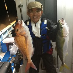 10月 31日(木)午後・ウタセ真鯛の写真その4