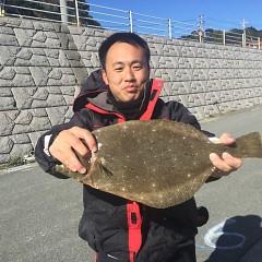 11月23日(土)午前便・ヒラメ釣りの写真その3