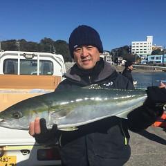 11月23日(土)午前便・ヒラメ釣りの写真その4