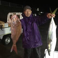 11月26日(火)午後便・ウタセマダイ釣りの写真その2