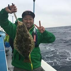 11月 27日(水) 午前便・ヒラメ釣りの写真その1