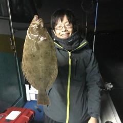 12月 1日(日) 午前便・午後便・ヒラメ釣りの写真その1