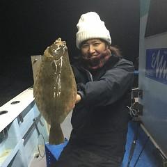 12月 1日(日) 午前便・午後便・ヒラメ釣りの写真その2
