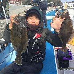 12月 9日(月) 午前便・ヒラメ釣りの写真その4