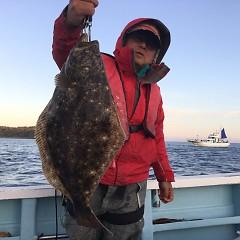 12月 13日(金) 午後便・ヒラメ釣りの写真その3