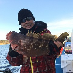 12月 13日(金) 午後便・ヒラメ釣りの写真その5