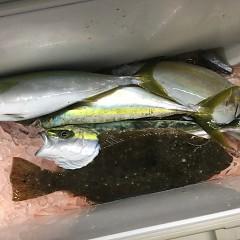 12月 13日(金) 午後便・ヒラメ釣りの写真その9
