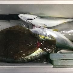 12月 13日(金) 午後便・ヒラメ釣りの写真その12