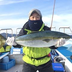 12月 24日(火) 9時出船・ヒラメ釣りの写真その1