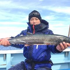 1月 11日(土) 午前便・ヒラメ釣りの写真その1