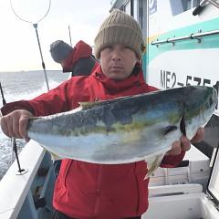 1月 11日(土) 午前便・ヒラメ釣りの写真その2