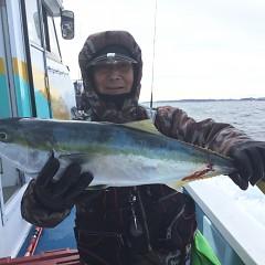 1月 11日(土) 午前便・ヒラメ釣りの写真その4
