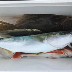 1月 15日(水) 午前便・ヒラメ釣りの写真その6