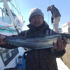 2月 11日(火) 午前便・ヒラメ釣りの写真その1