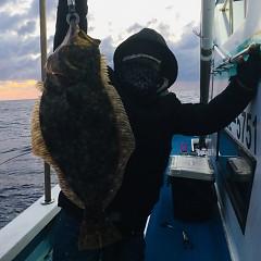 2月 11日(火) 午前便・ヒラメ釣りの写真その2