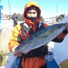 2月 11日(火) 午前便・ヒラメ釣りの写真その3