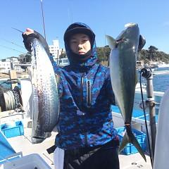 2月 11日(火) 午前便・ヒラメ釣りの写真その5