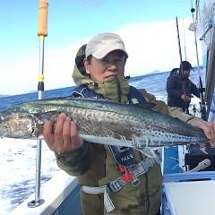2月 12日(水) 午前便・ヒラメ釣りの写真その1
