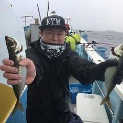 2月14日(金)午後便・アジ釣りの写真その2