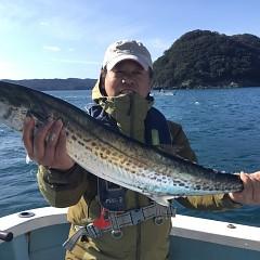 2月 19日(水) 午前便・ヒラメ釣りの写真その1