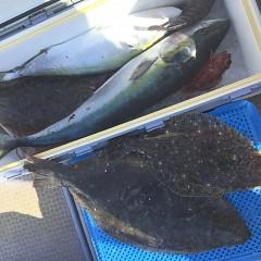2月 21日(金) 午前便・ヒラメ釣りの写真その2
