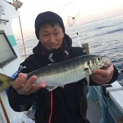 2月 24日(月) 午後便・アジ釣りの写真その2