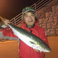 2月 28日(金) 午後便・アジ釣りの写真その1